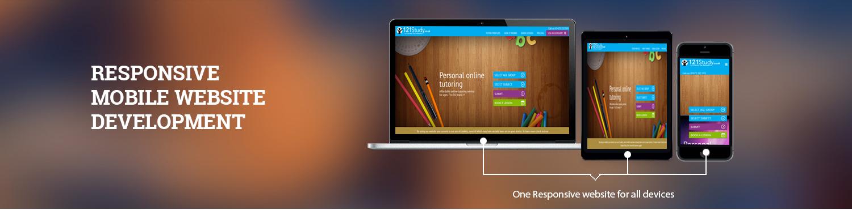 Mobile Website Development : Website design development company india web